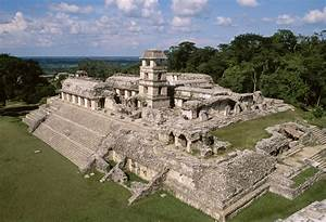 The Palace of Palenque: Royal Home of Pakal the Great