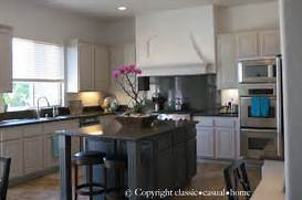 Painted Kitchen Cabinets Before And After Grey by Classic Casual Home Painted Kitchen Cabinets Before And After