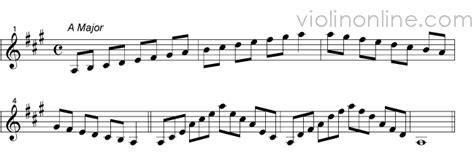 violin   octave major violin scales