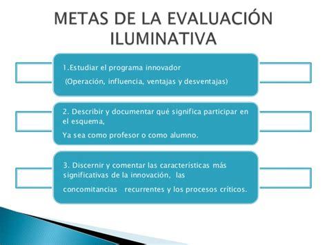 la evaluaci 243 n iluminativa