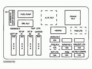 Fuse Box Diagram For 2003 Chevy Impala