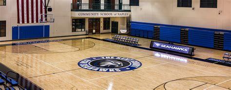 community school naples athletic facilities