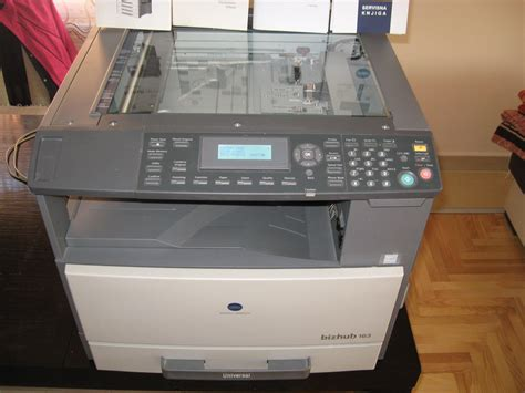 Color multifunction and fax, scanner, imported from developed countries.all files below provide automatic driver installer. Konica Minolta Bizhub 163 Driver / Bizhub 163 Konica ...