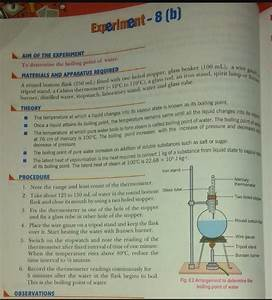 How Will You Determine The Boiling Point Of Water