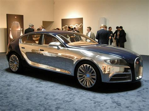 Four-door Bugatti Galibier 16c Live, And In The Insanely