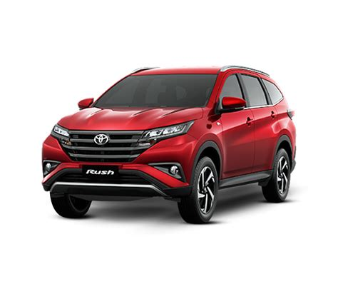 2020 Toyota Rush Price in UAE with Specs and Reviews