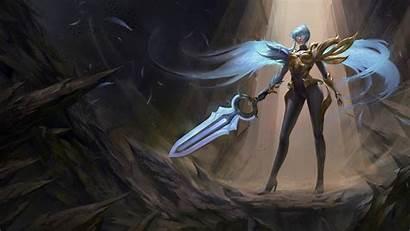 Riven Dawnbringer Wallpapers League Legends 1080 2560
