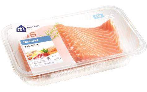 Modified Atmosphere Packaging Of Seafood by Excellent Transparency And Sealing Properties F 230 Rch Plast