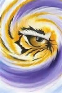 LSU Tiger Eye