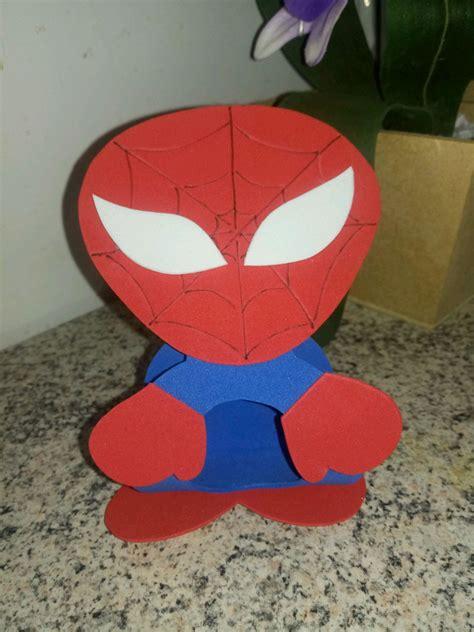 Porta bombom homem aranha no Elo7 Fran Art (B243B8)