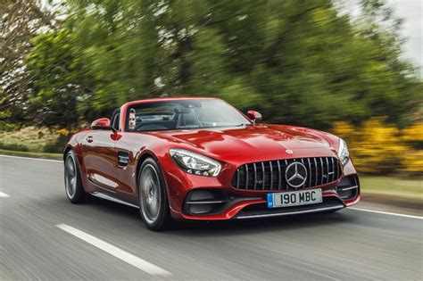 New Mercedes-AMG GTC Roadster 2017 review - pictures ...
