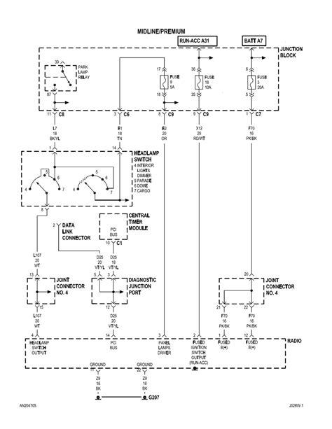 You Have Wiring Diagram For Dodge Dakota Radio
