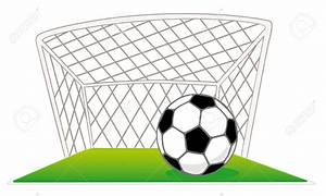 Soccer Goal Clipart - Cliparts Galleries