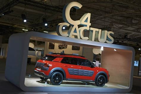 Citroen C4 Cactus Has the Spirit of the 2CV [Real Life ...