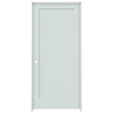 prehung interior doors home depot jeld wen 36 in x 80 in light gray right