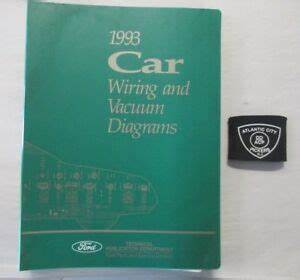 1984 Ford Mustang Wiring Diagram : 1993 ford car mustang thunderbird crown victoria vacuum ~ A.2002-acura-tl-radio.info Haus und Dekorationen
