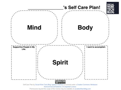 Self Care Plan Template by Smart Goal Template Word Related Keywords Smart Goal