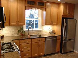 21 l shaped kitchen designs decorating ideas design trends With tips to remodel a small l shaped kitchen