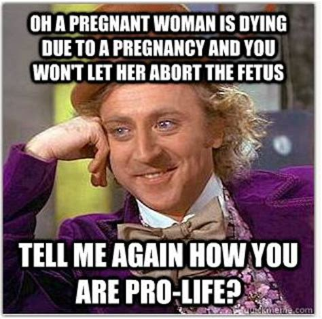 Pro Life Meme - image gallery memes pro life