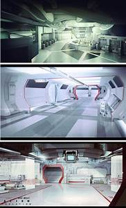 245 best images about Environments - Sci-Fi Interiors on ...