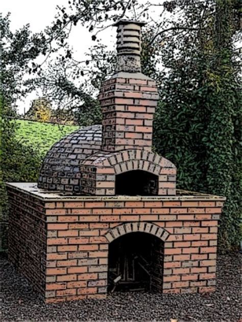 build  pizza oven pinkbird