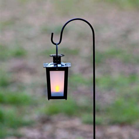 diy hanging lanterns make a lit garden path with dollar store items morena s corner