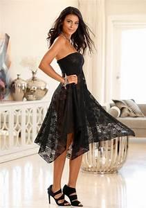 Kleid Mit Tattoo Spitze : lascana multiway rock kleid aus transparenter spitze mit 3 tragevarianten online kaufen otto ~ Frokenaadalensverden.com Haus und Dekorationen