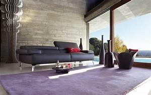 le salon roche bobois un conte de fee moderne archzinefr With tapis de gym avec canapé cuir design roche bobois