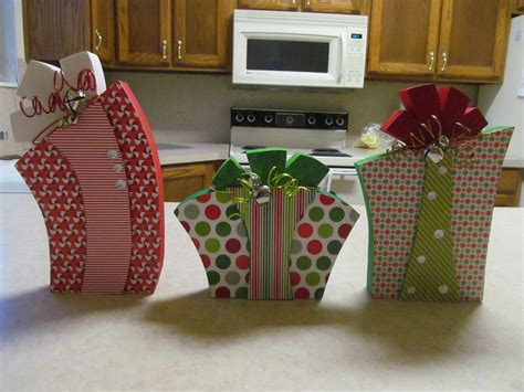 Wood Creations Christmas Present Wood Craft Tutorial By