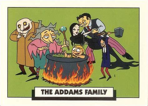 An Addams Family History
