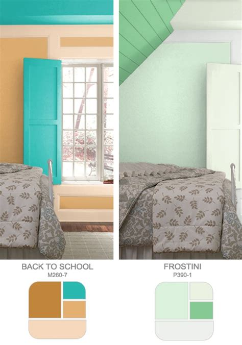 wondering what a paint color might look like in your room