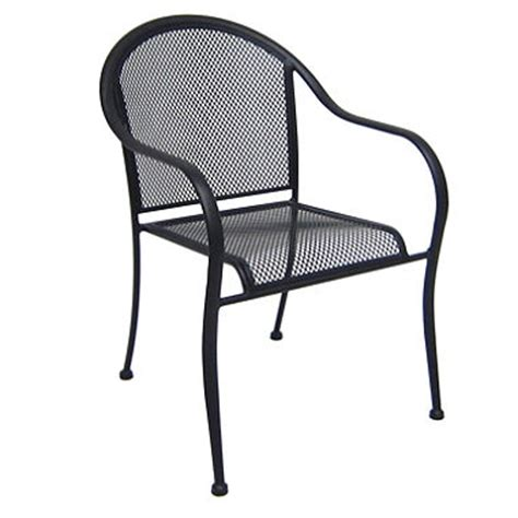 wrought iron commercial bistro chair review patio