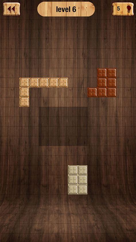 app shopper wooden block puzzle  brain games