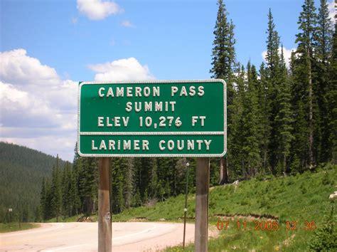 poudre canyon michigan ditch