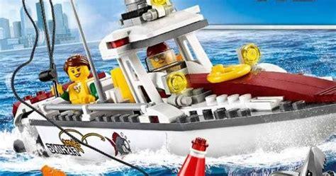 Lego Fishing Boat by Lego 60147 Fishing Boat I Brick City