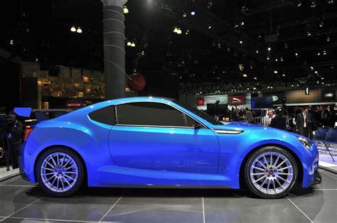 Scion Frs Vs Brz by Toyota Ft 86 Scion Frs Vs Subaru Brz Concepts Mad