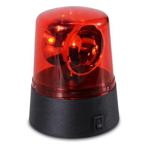 police lights for sale ebay ibiza red police siren light rotating spinning reflector