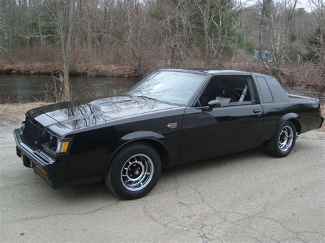 1987 Grand National For Sale by 1987 Buick Grand National For Sale 2234789 Hemmings