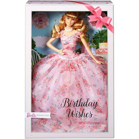Barbie 2018 Wishes Birthday Doll