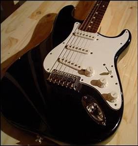Fender Stratocaster Guitar Pickups Wiring Diagram Book