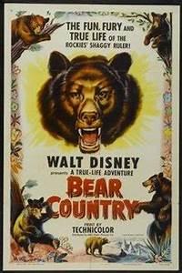 Disney Company Bear Country Film Wikipedia