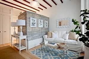 5 methodes astucieuses pour integrer sa chambre dans le salon With amenager chambre dans salon