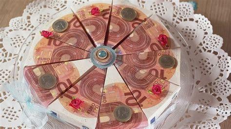 geldgeschenke selber machen einfache ideen kreative