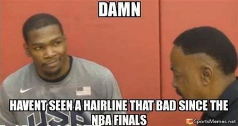Meanest Memes The 50 Meanest Lebron Hairline Memes Of All Time
