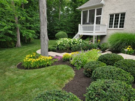 how to determine the depth and type of mulch to use
