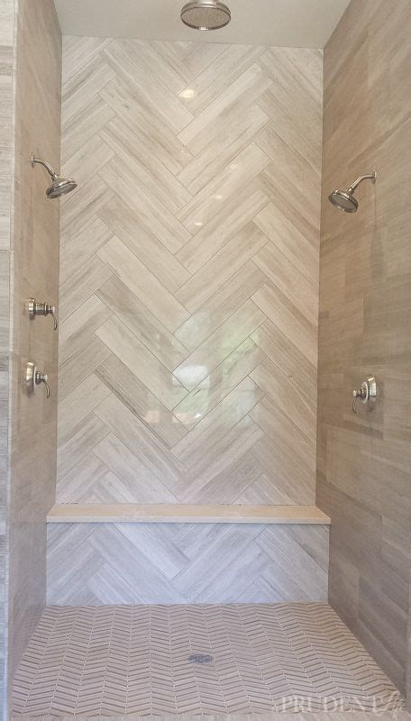 chevron bathroom ideas day of inspiration from the parade of homes badrum