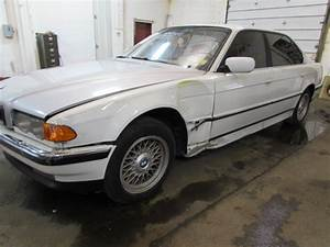 Parting Out 2000 Bmw 740il - Stock   150031