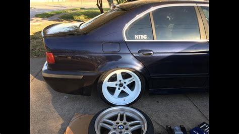 Bmw E39 Rims by E39 Gets New Wheels Bmw E39 540i
