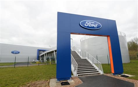 Henry Ford Academy Officially Opened In Daventry The
