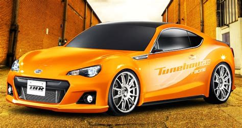 Tunehouse Teases Tuning Package For Subaru Brz, Expected